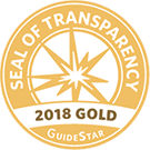 Seal of transparency 2018